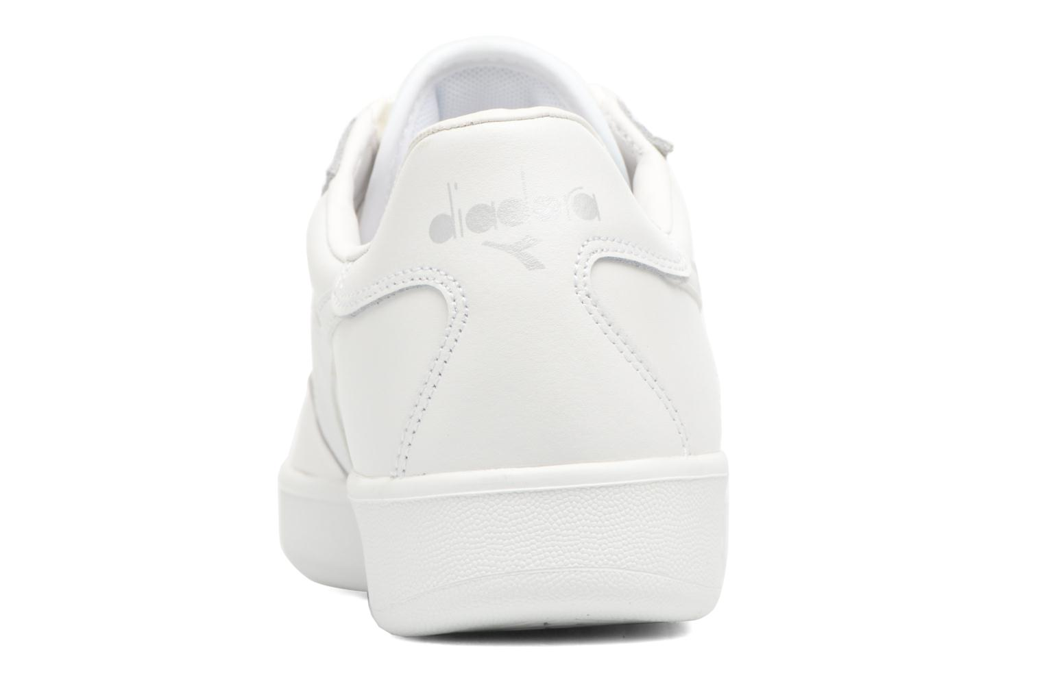 Trainers Diadora B. ELITE White view from the right