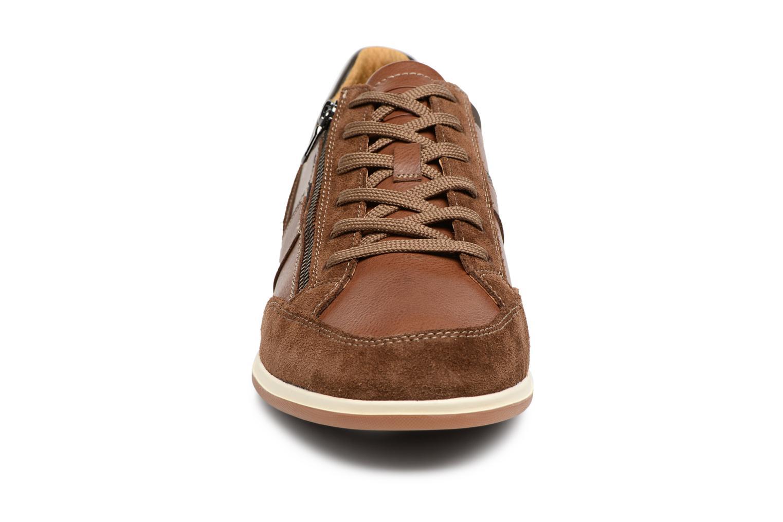 Sneakers Geox U RENAN C U824GC Bruin model