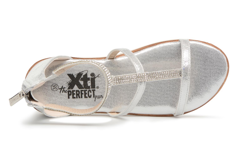Xti Xti Silver Camilla metallic Camilla a86axz