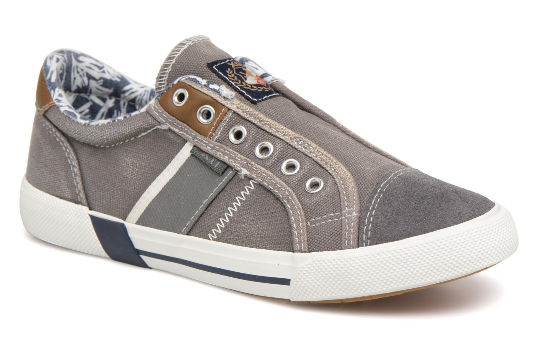 Xti - Kinder - Gabriele - Sneaker - grau HqjPLHbVS