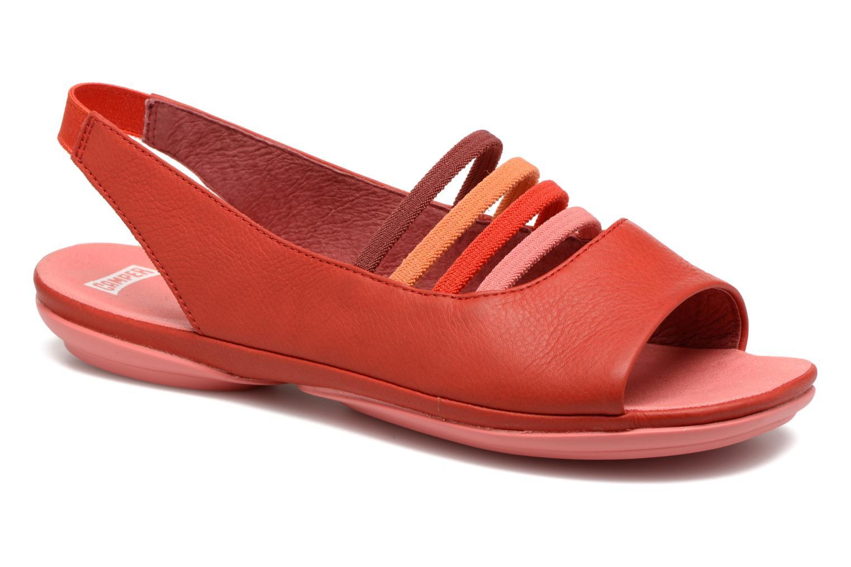 Grandes descuentos últimos zapatos Camper TWS K200620-002 (Rojo) - Sandalias Descuento