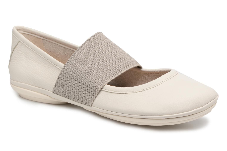 Zapatos promocionales Camper Right Nina 13 (Beige) - Bailarinas   Los últimos zapatos de descuento para hombres y mujeres