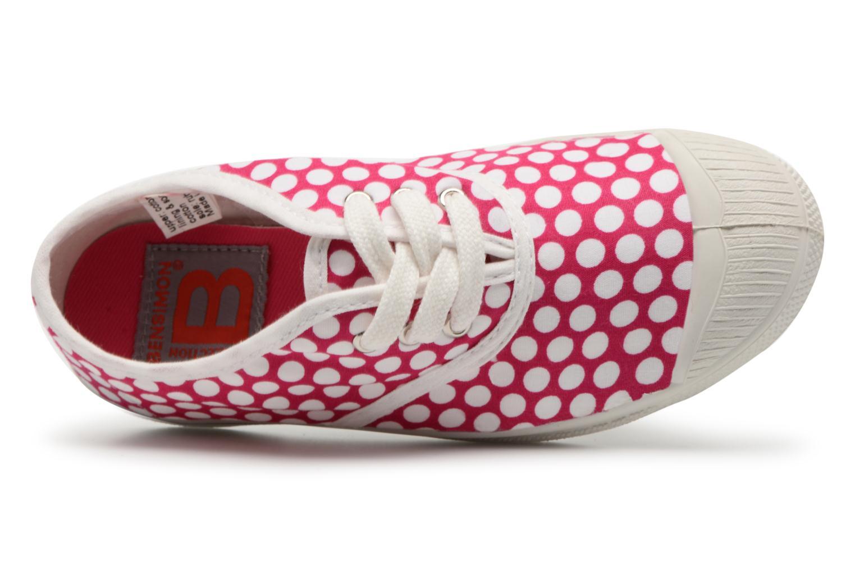 Tennis Colorspots E Lacets Rose Bensimon xXYAOqY
