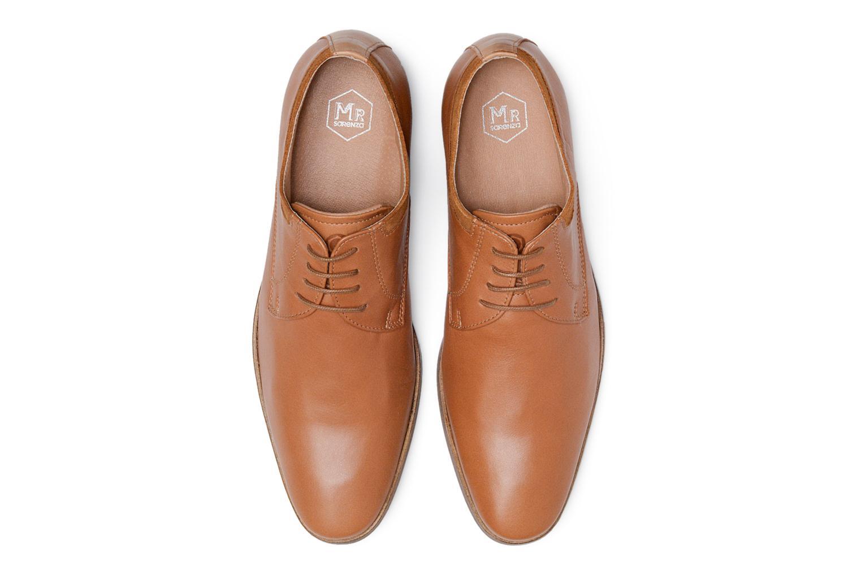 Chaussures à lacets Mr SARENZA Sberry Marron vue portées chaussures