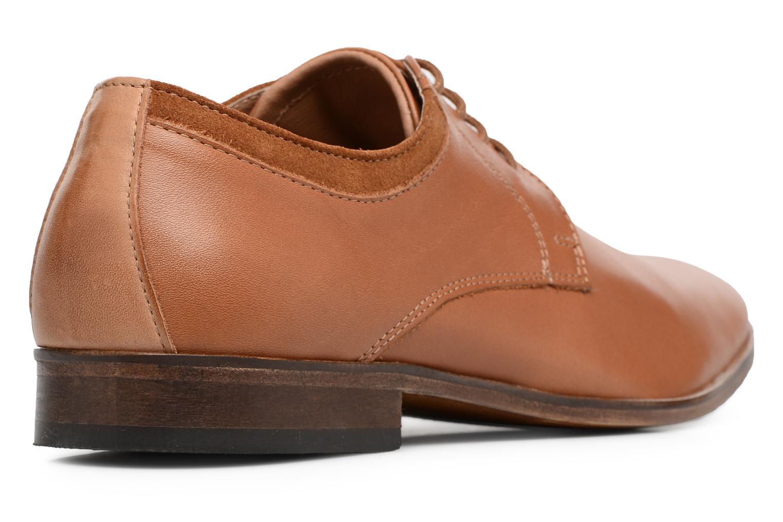 Chaussures à lacets Mr SARENZA Sberry Marron vue face