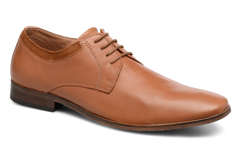 Chaussures à lacets Mr SARENZA Sberry Marron vue droite