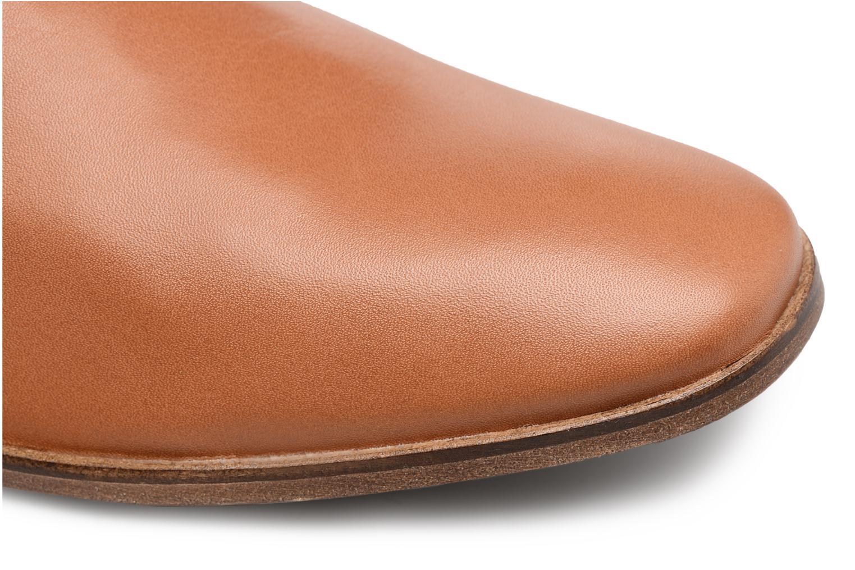 Chaussures à lacets Mr SARENZA Sberry Marron vue gauche