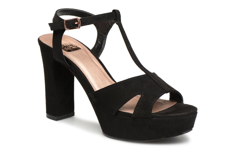 Zapatos cómodos y versátiles Bullboxer SUSAN (Negro) - Sandalias en Más cómodo