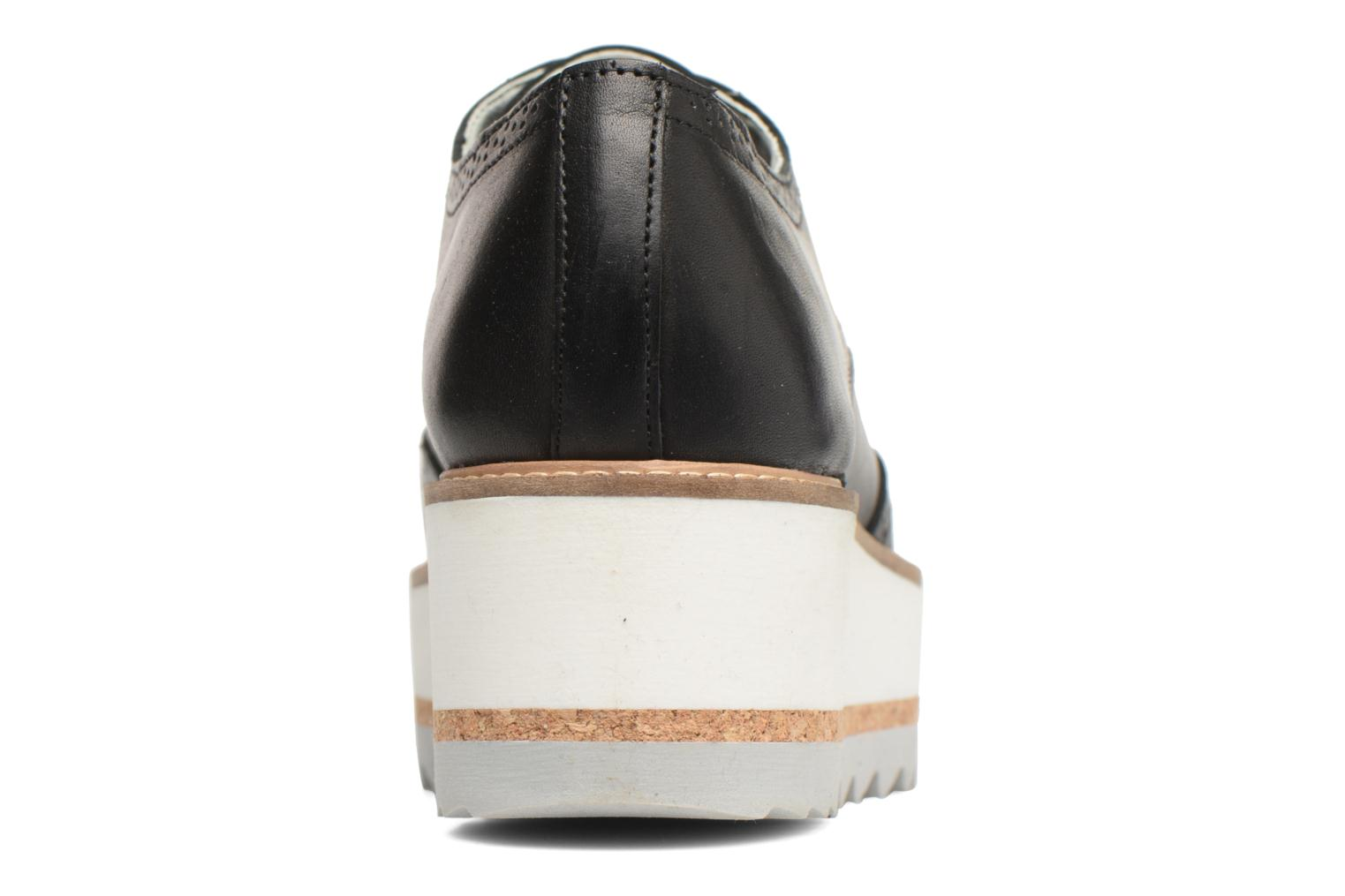 Lace-up shoes Bullboxer MONICA Black view from the right