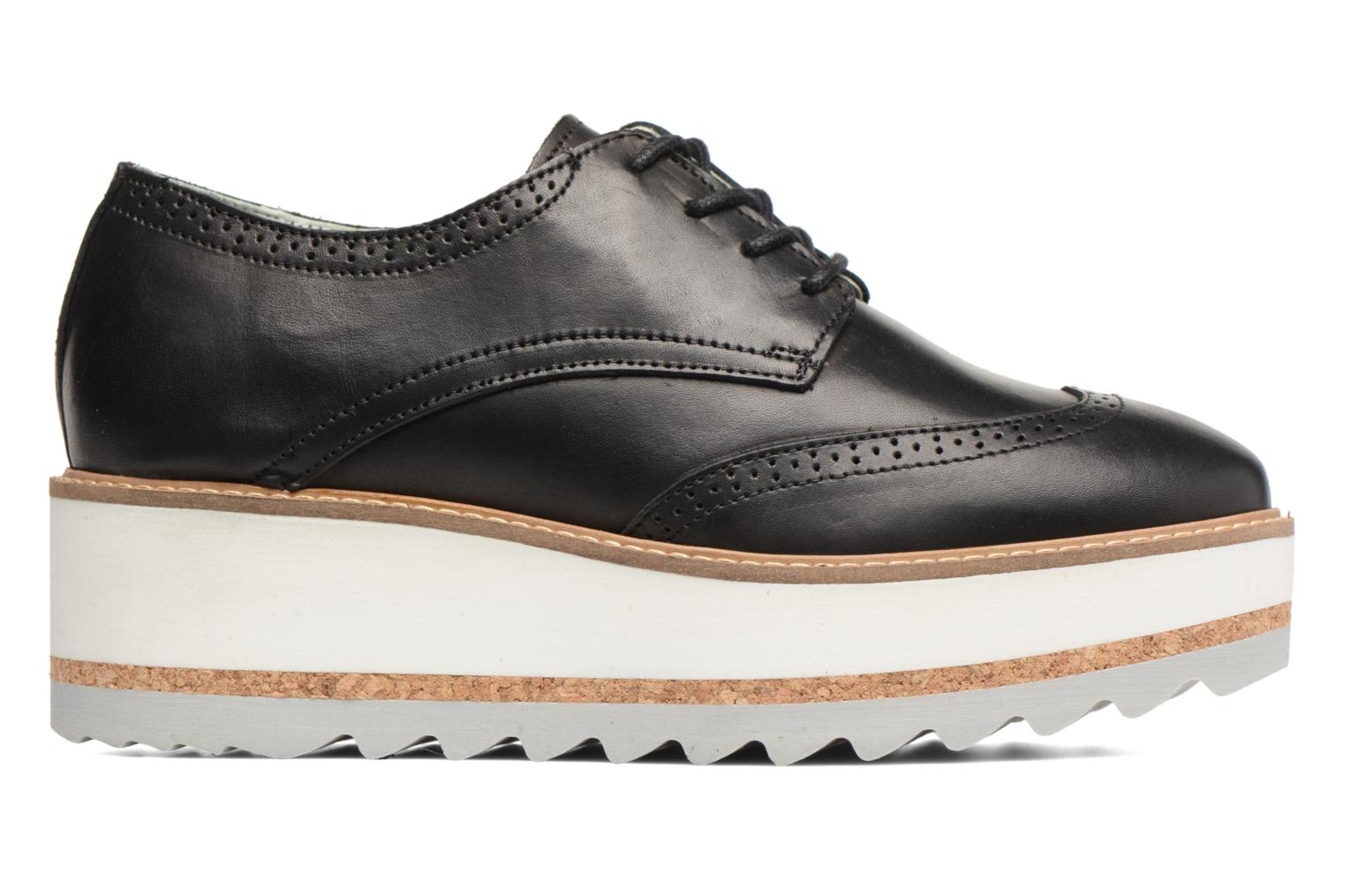 Lace-up shoes Bullboxer MONICA Black back view