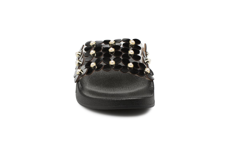 Mules et sabots I Love Shoes Kiflower Noir vue portées chaussures