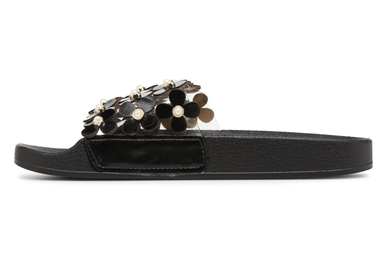 Mules et sabots I Love Shoes Kiflower Noir vue face