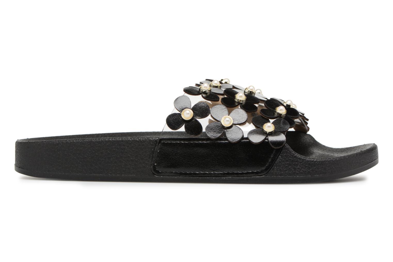 Mules et sabots I Love Shoes Kiflower Noir vue derrière