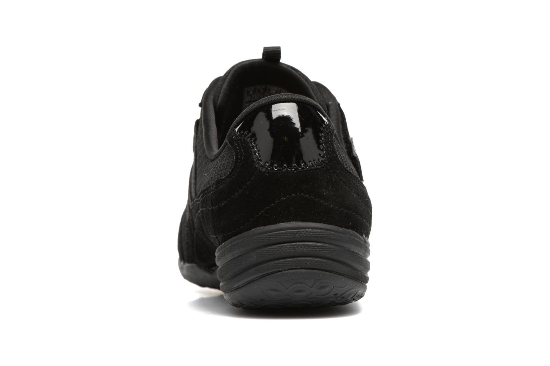 Baskets Skechers Unity-Existent Noir vue droite