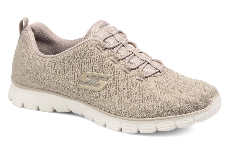 Chaussures de sport Skechers Ez Flex 3.0-Estrella Beige vue détail/paire