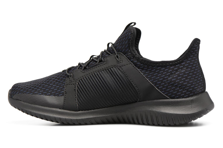 Chaussures de sport Skechers Ultra Flex-Jaw Dropper Noir vue face