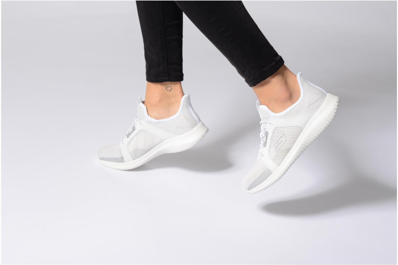 Chaussures de sport Skechers Ultra Flex-Jaw Dropper Blanc vue bas / vue portée sac