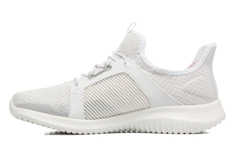 Chaussures de sport Skechers Ultra Flex-Jaw Dropper Blanc vue face
