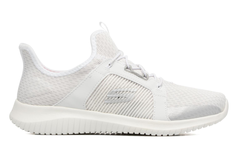 Chaussures de sport Skechers Ultra Flex-Jaw Dropper Blanc vue derrière