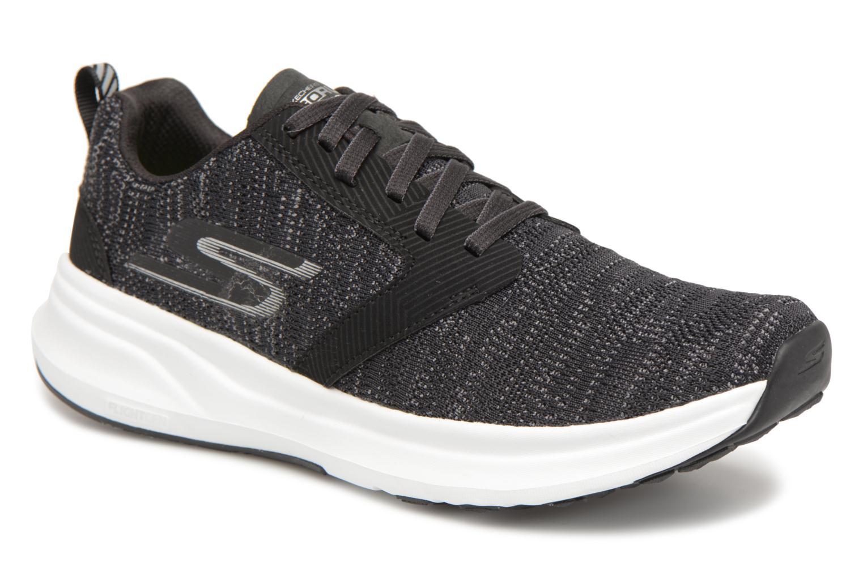 Chaussures de sport Skechers Go Run Ride 7- Noir vue détail/paire