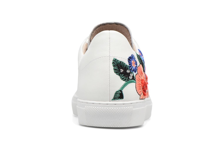 Baskets Skechers Vaso-Flor Blanc vue droite
