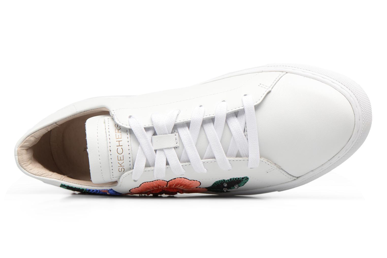 Baskets Skechers Vaso-Flor Blanc vue gauche