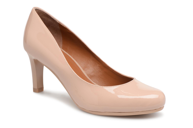 pretty nice eed18 10fec Zapatos promocionales Heyraud EUPHEMIE (Beige) - Zapatos de tacón Los  últimos zapatos de descuento