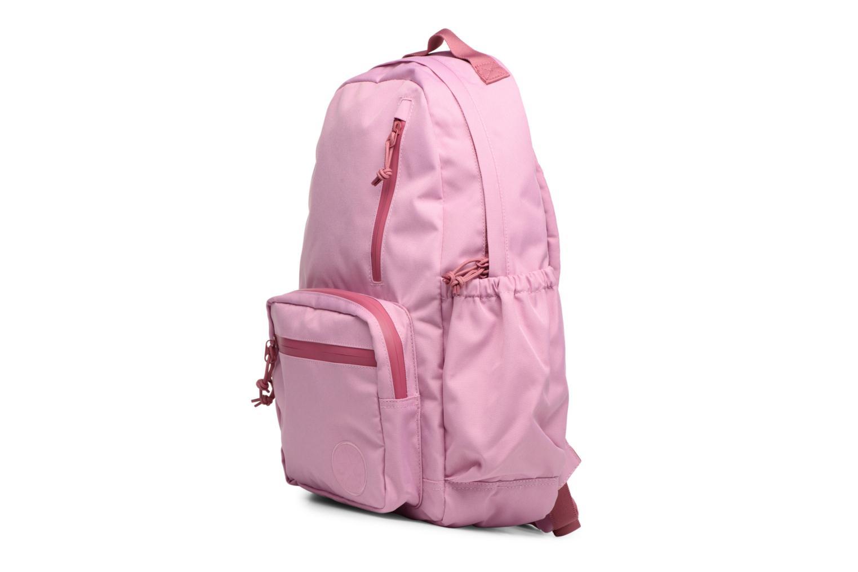 Sacs à dos Converse Go Backpack Rose vue portées chaussures