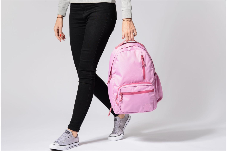 Sacs à dos Converse Go Backpack Rose vue haut