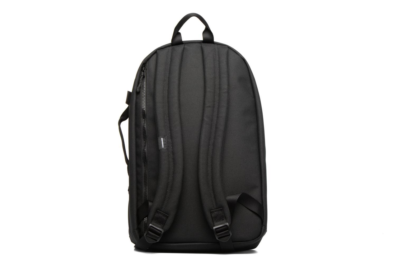 Sacs à dos Converse Street 22 Backpack Cordura Noir vue face