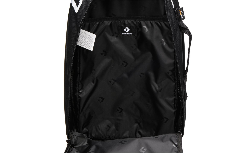 Sacs à dos Converse Street 22 Backpack Cordura Noir vue derrière