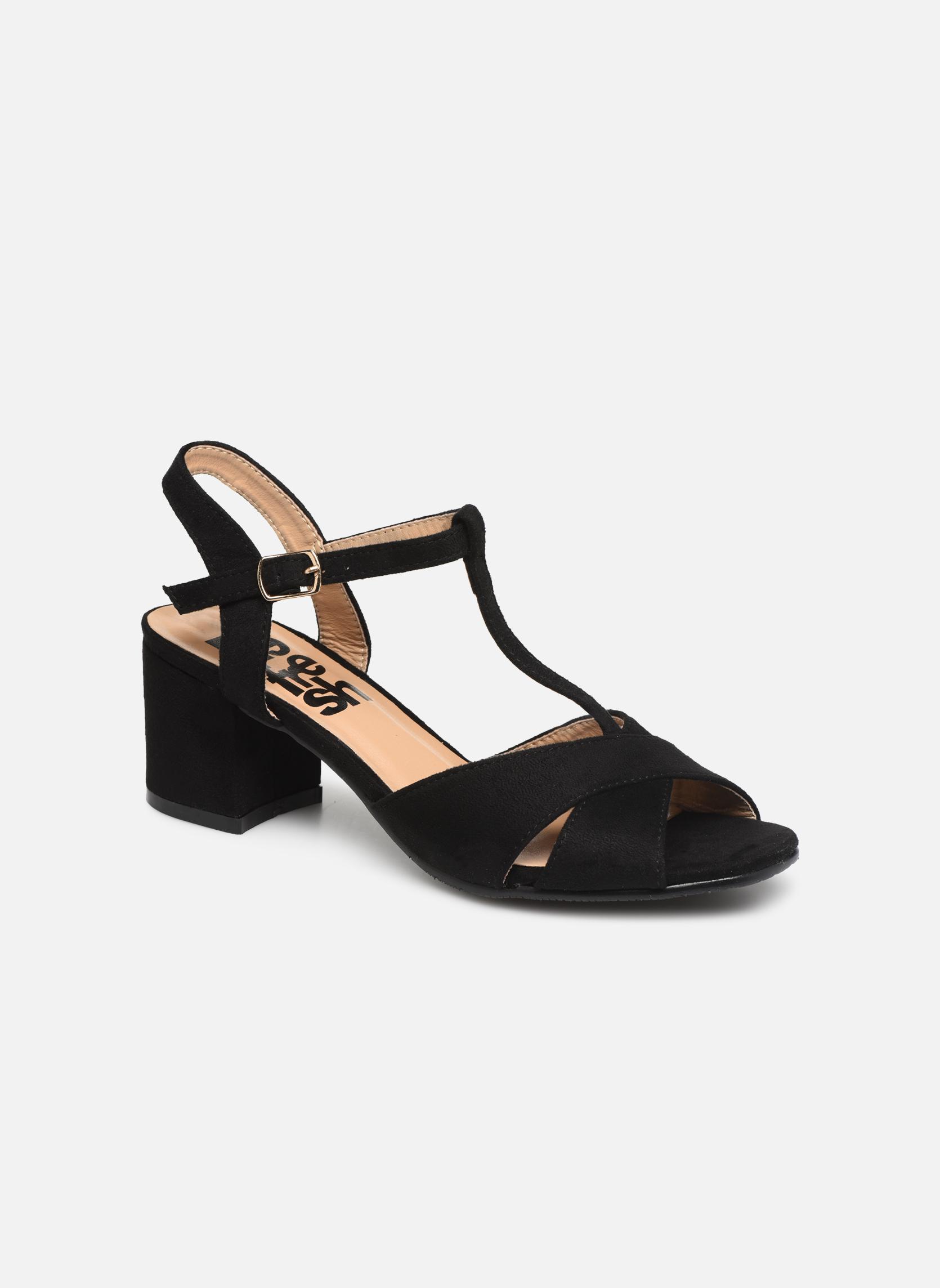 Sandales et nu-pieds Femme Meka