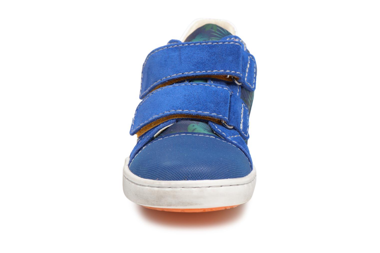 Trainers Shoesme Sancho Blue model view