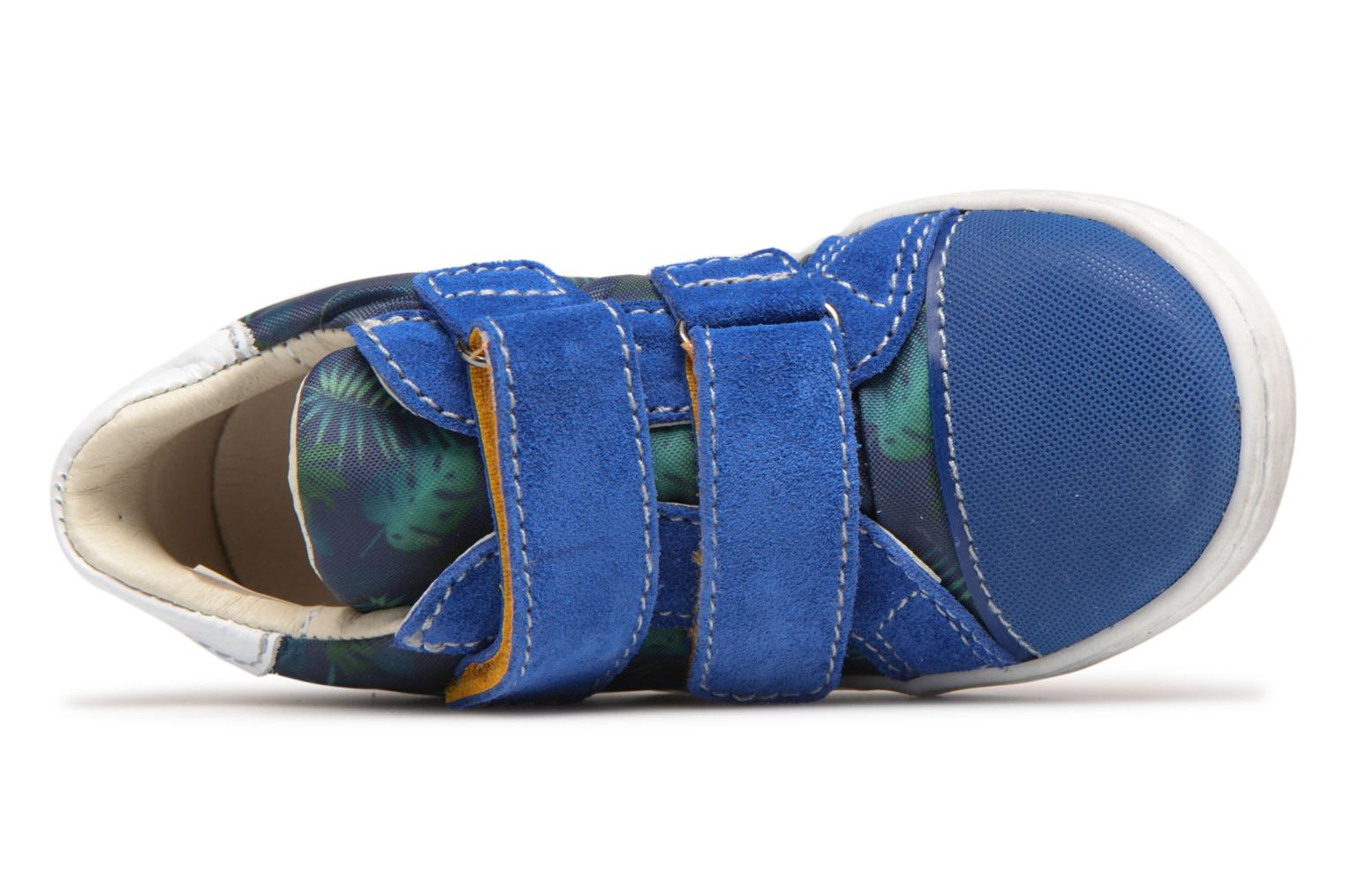 Trainers Shoesme Sancho Blue view from the left
