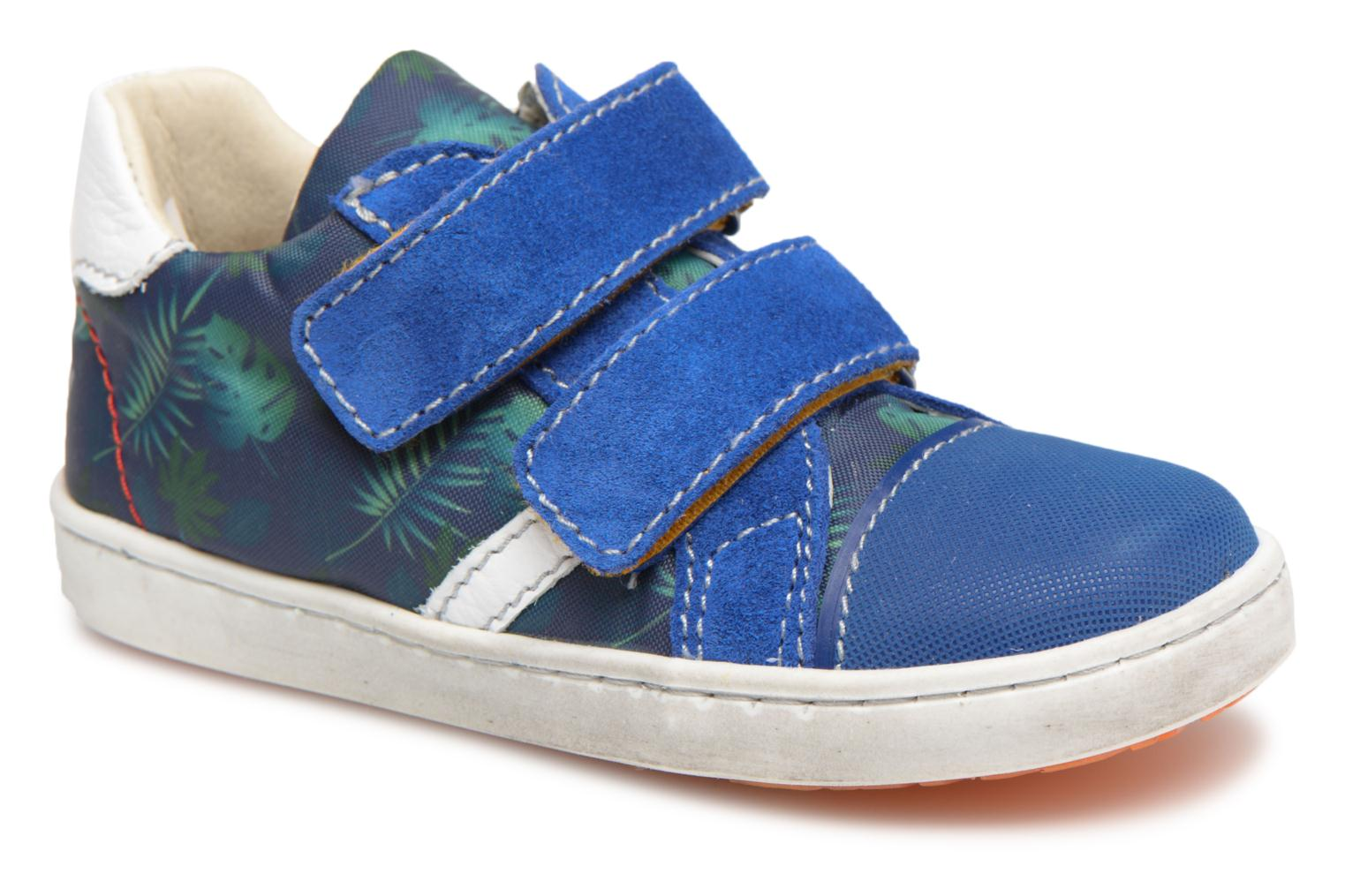 Trainers Shoesme Sancho Blue detailed view/ Pair view