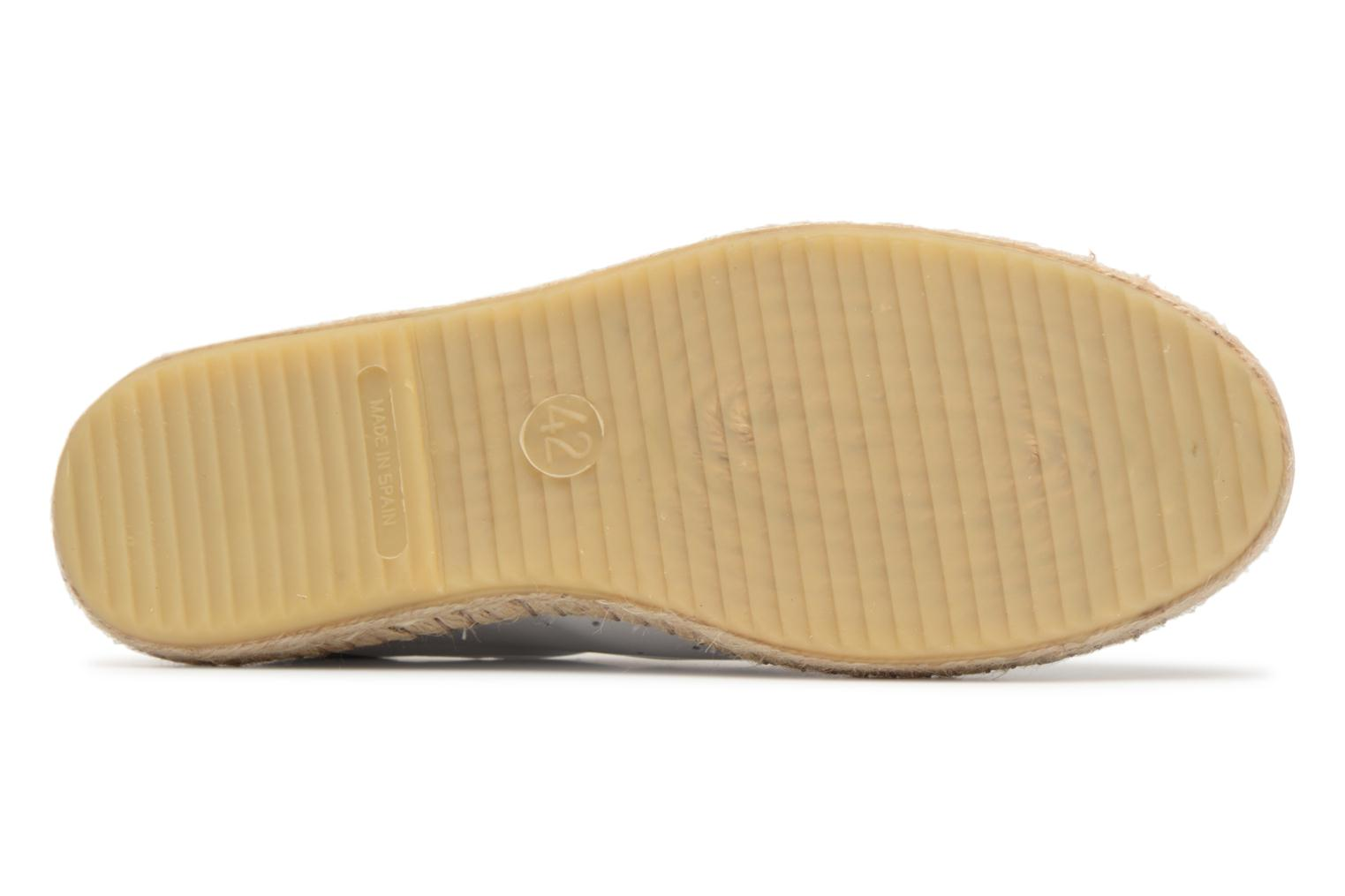 Espadrilles Mr SARENZA Ispadrille White view from above
