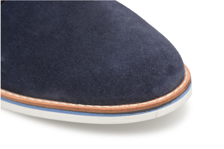 Chaussures à lacets Mr SARENZA Tallow Bleu vue gauche