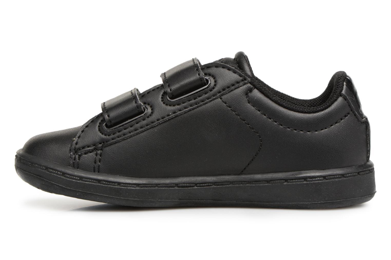 Sneakers Lacoste Carnaby Evo 118 4 Inf Zwart voorkant