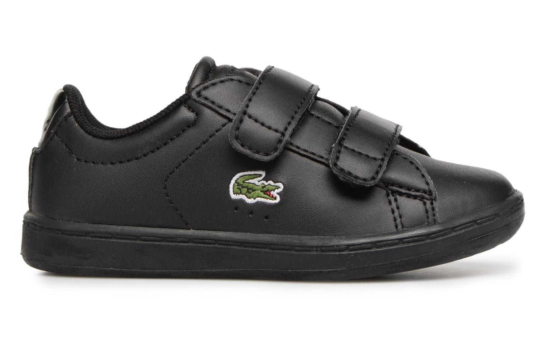 Sneakers Lacoste Carnaby Evo 118 4 Inf Zwart achterkant