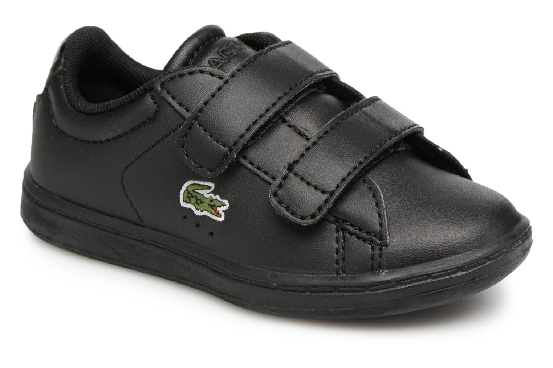 Sneakers Lacoste Carnaby Evo 118 4 Inf Zwart detail