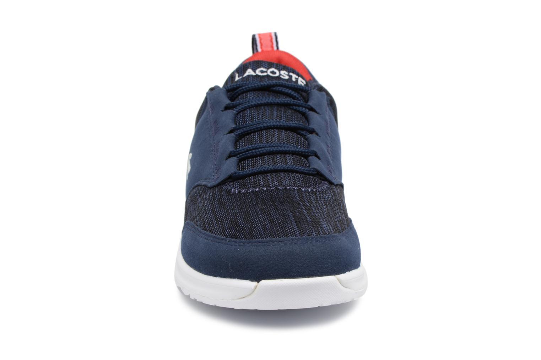 Sneakers Lacoste L.IGHT 118 4 Junior Blauw model