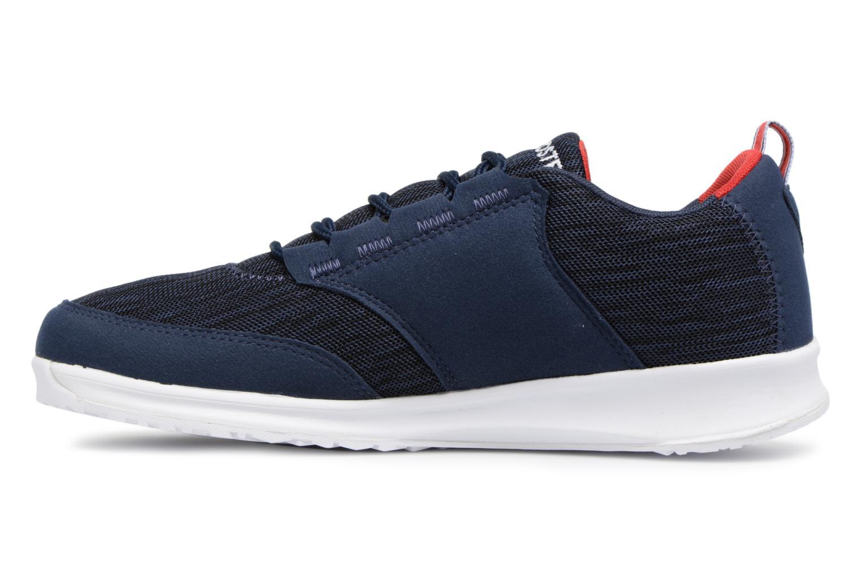 Sneakers Lacoste L.IGHT 118 4 Junior Blauw voorkant