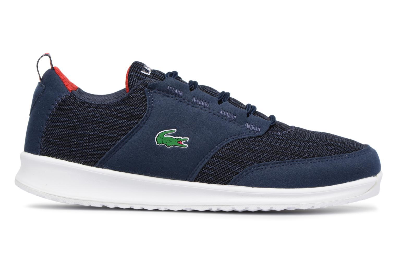 Sneakers Lacoste L.IGHT 118 4 Junior Blauw achterkant