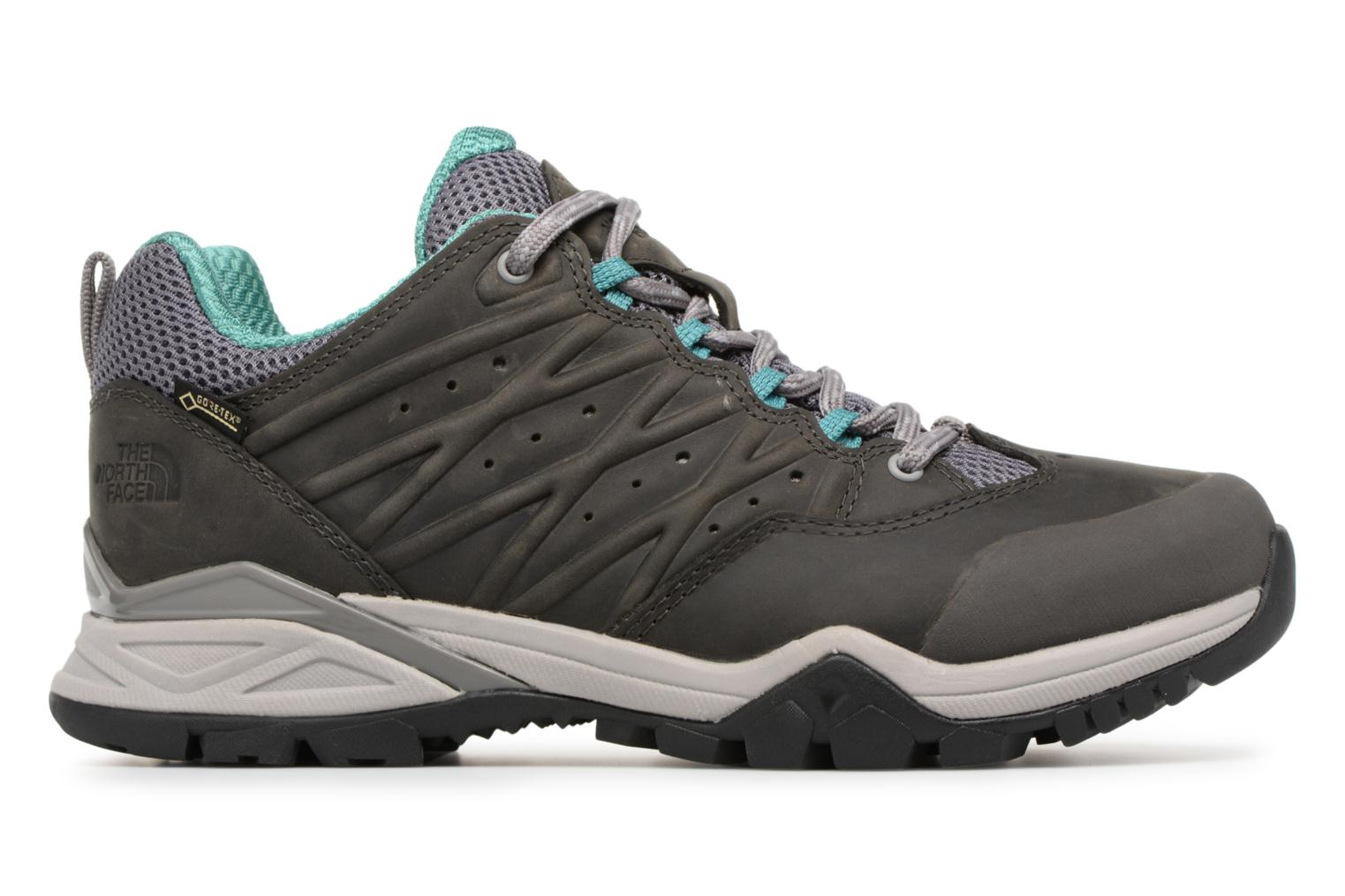 Chaussures de sport The North Face Hedgehog Hike II GTX W Gris vue derrière