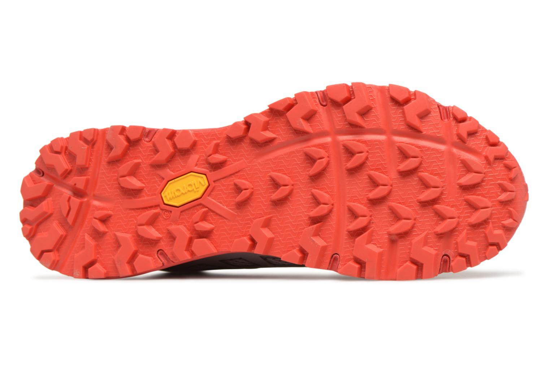Chaussures de sport The North Face Ultra Endurance II W Gris vue haut