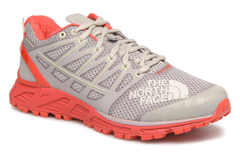 Chaussures de sport The North Face Ultra Endurance II W Gris vue détail/paire