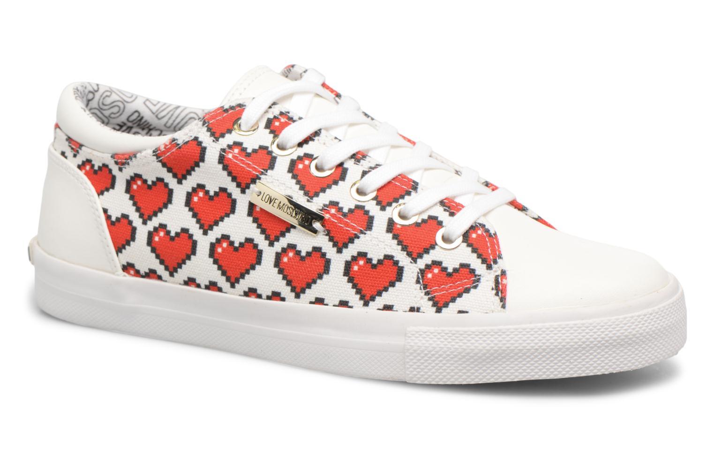 Grandes descuentos últimos zapatos Love Digital Moschino Digital Love Hearts 6cf3a6