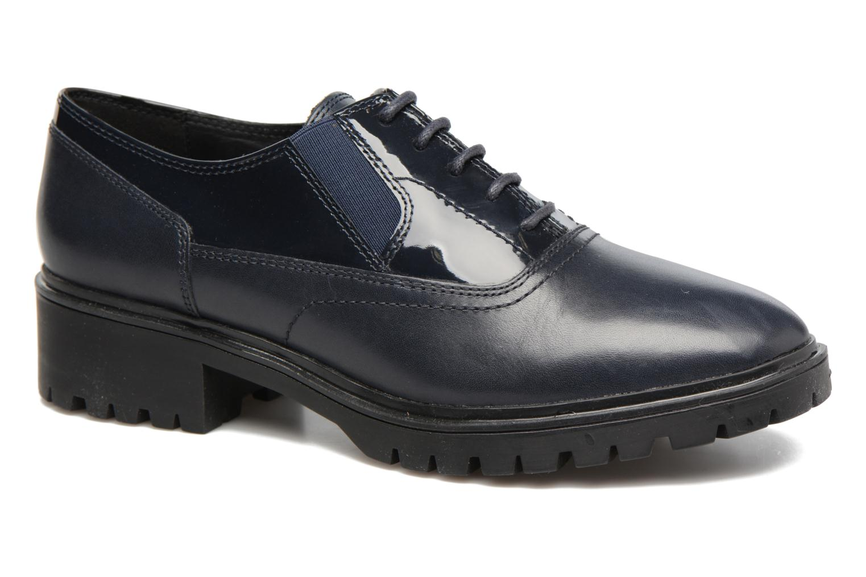 Descuento de la marca Geox D Peaceful D640GH (Azul) - Zapatos con cordones en Más cómodo