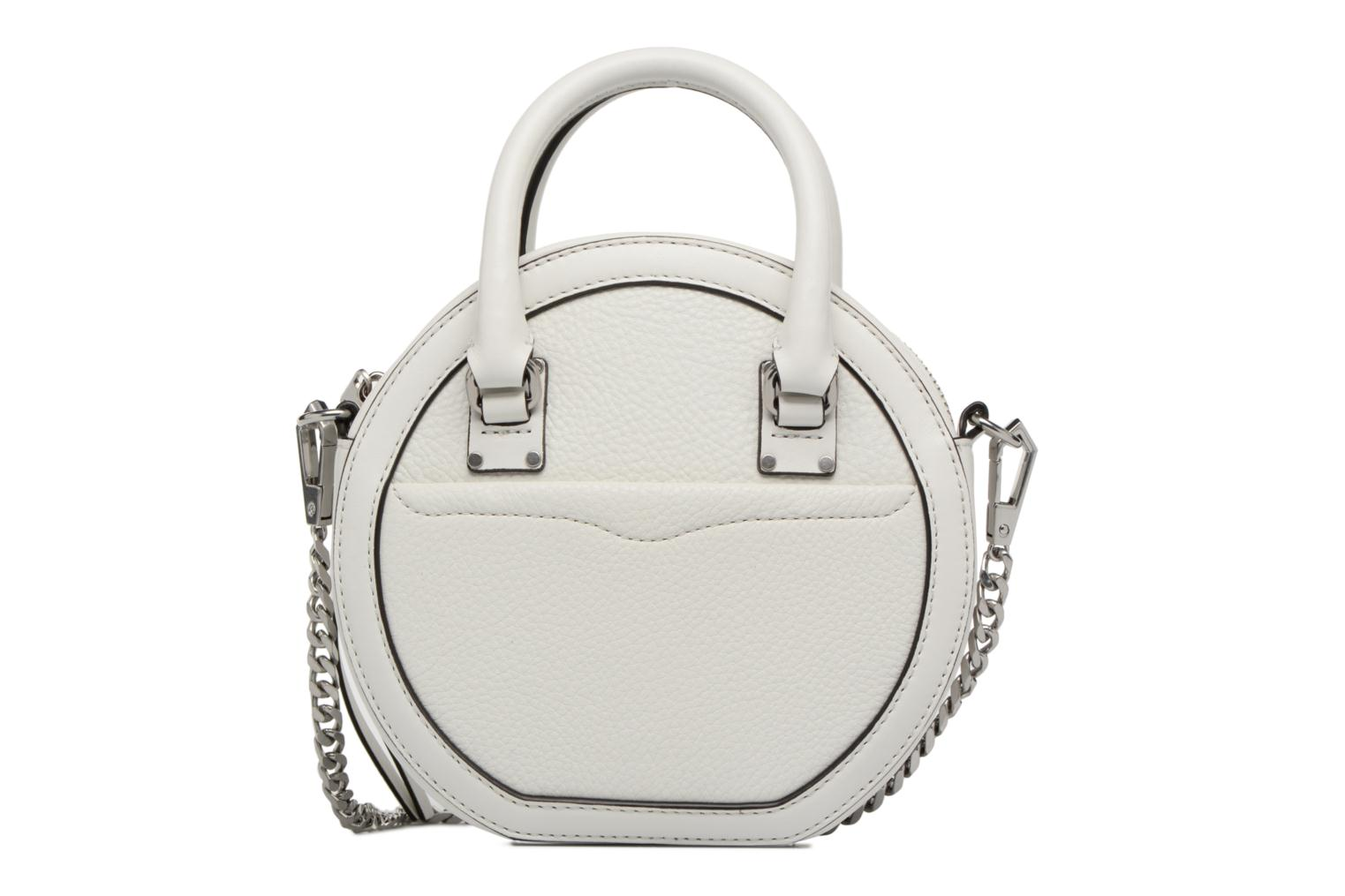 Handtassen Rebecca Minkoff Bree Circle Crossbody Wit detail