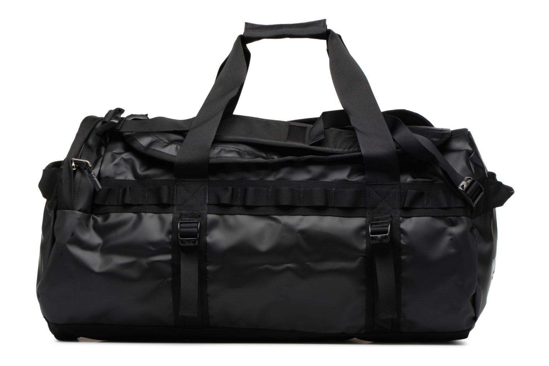 Sporttaschen The North Face BASE CAMP DUFFEL - M schwarz ansicht von vorne